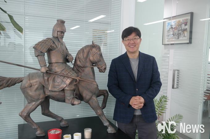 사단법인 한국화장품중소기업수출협회 박진영 추진위원장 인터뷰 영상