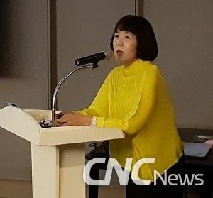 인터텍 김주희 이사는 OTC 관련 상세한 설명으로 궁금증을 해소시켰다.